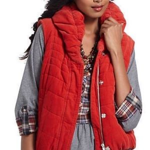 Daughters of the Liberation•Cord Puffer Vest Small